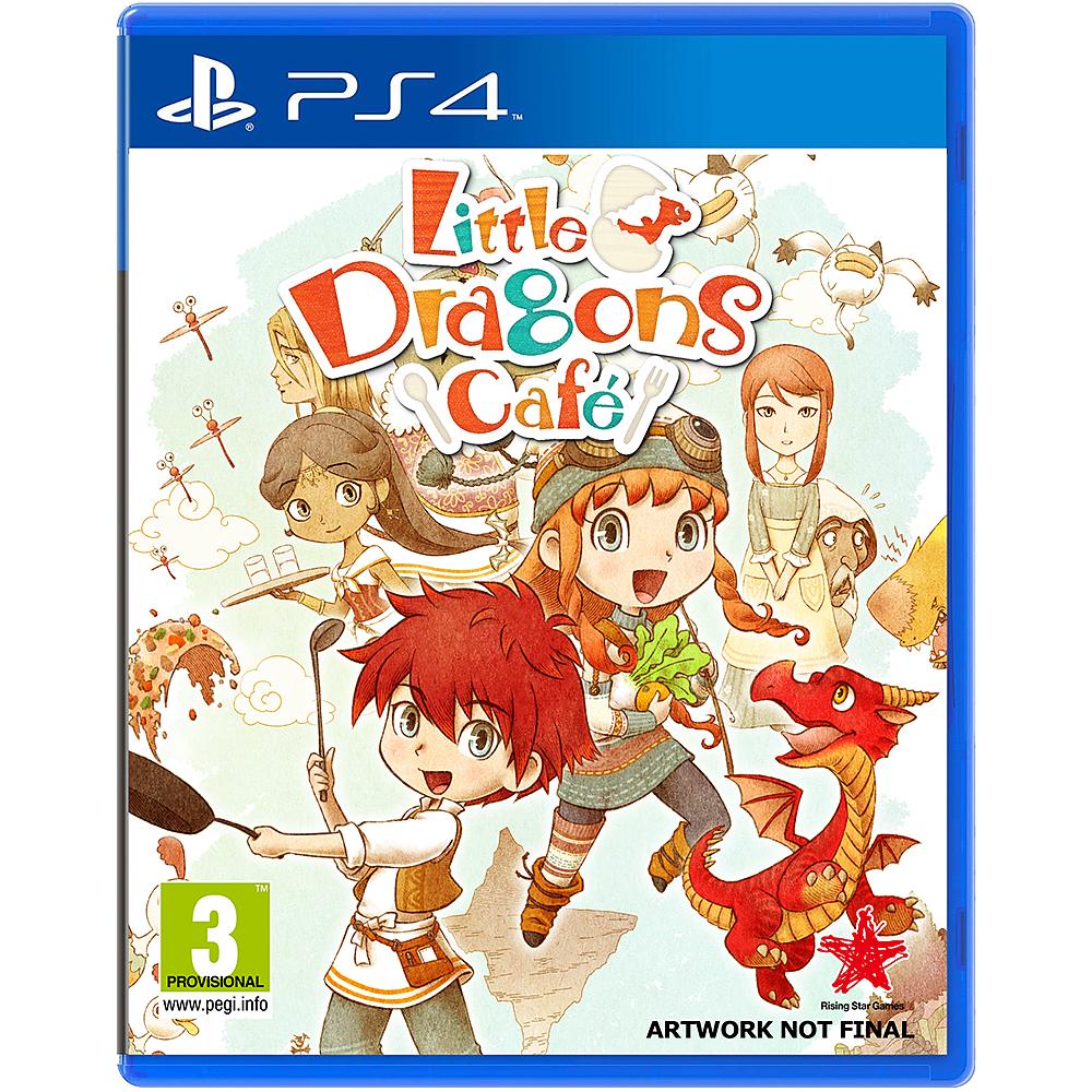 Little Dragons Café (PS4) £7.99 (C&C) @ GAME