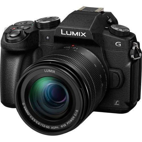 Panasonic Lumix G80 kit £499 @ Uk Digital