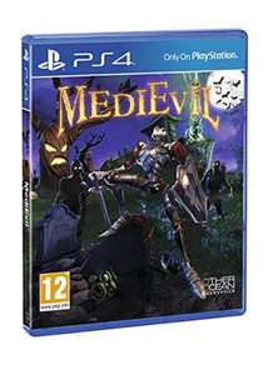 Medievil (PS4) for £17.85 @ Base
