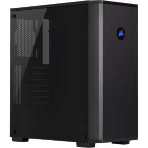 Corsair Carbide 175R RGB LED Tempered Glass Midi PC Gaming Case - £41.38 delivered at Novatech