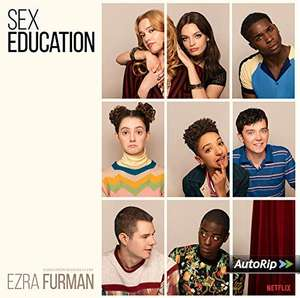 Sex Education OST by Ezra Furman on Vinyl (pre-order) - £10 prime / £12.99 non prime Amazon