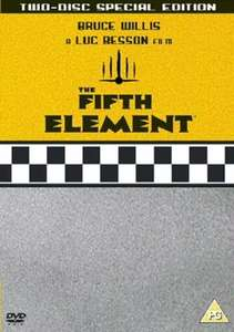 The Fifth Element DVD pre-owned 2 disc special edition £1.79 @ Music Magpie