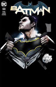 Batman #50 (Forbidden Planet Exclusive - Jock Variant) £1 + £1 delivery Forbidden Planet