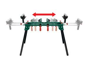 Parkside Universal Saw Stand / Tool Stand - £15 Instore @ LIDL (Cheltenham Tewkesbury Rd)