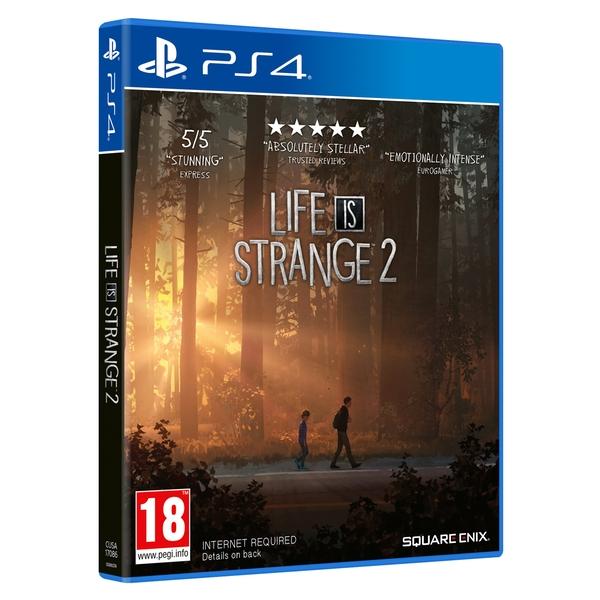 Life is Strange 2 PS4 £21.54 delivered at 365 games.co.uk