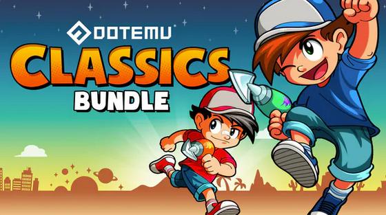 [Steam] PC - DotEmu Classics Bundle £1.45 @ Fanatical