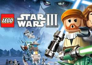(PC) Lego Star Wars III: The Clone Wars £4.70 at Gamivo / Playtime / Steam