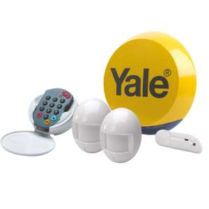 Yale Essentials Alarm Kit for £74.99 @ Robert Dyas (free click and collect)