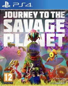 Journey to the savage planet (Xbox one/ps4) - £19.85 @ Base