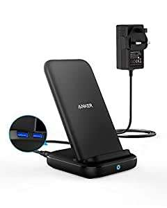 Anker Wireless Charger - £25.99 - Sold by Anker / Fulfilled by Amazon