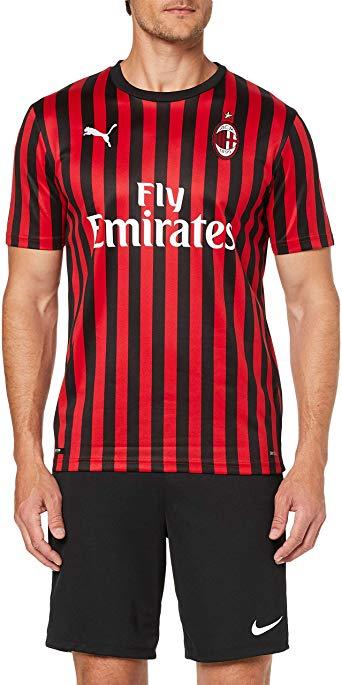 PUMA Men's Ac Milan 1899 Home Shirt (size xxl ) £11.47 + £4.49 NP @ Amazon