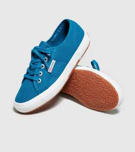 SUPERGA 2750 Cotu Women's Trainers £16 click and collect or extra £3.99 delivery @ Size?
