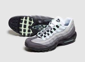 Nike Air Max 95 Trainers now £56 sizes 6 up to 11 free c&c or £3.99 delivery @ Size?