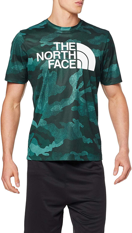 THE NORTH FACE Men's M Flex2 Big Logo S/S Tee £12.50 + £4.49 NP @ Amazon