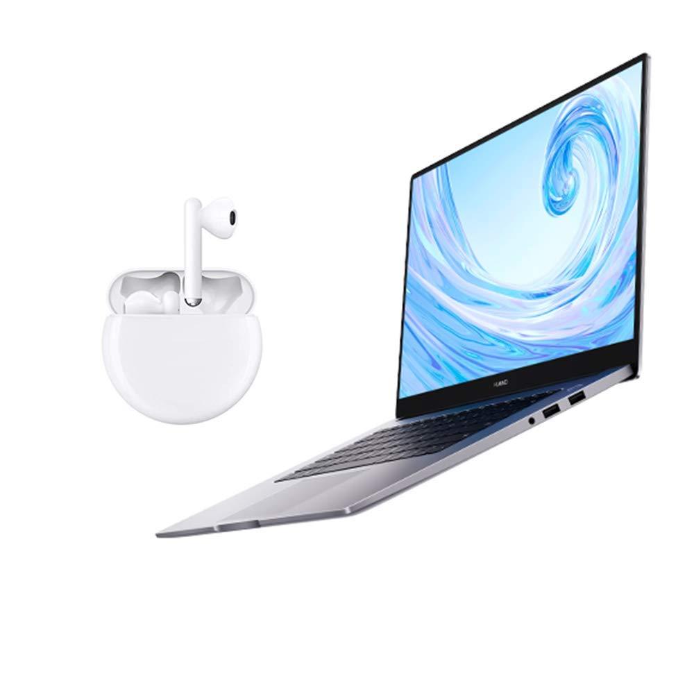 HUAWEI MateBook D 15 2020 (15.6 Inch FullView Laptop, Ultrabook PC, AMD Ryzen 5 3500U, 8 GB RAM, 256 GB SSD, Win 10 Home) £599.99 @ Amazon