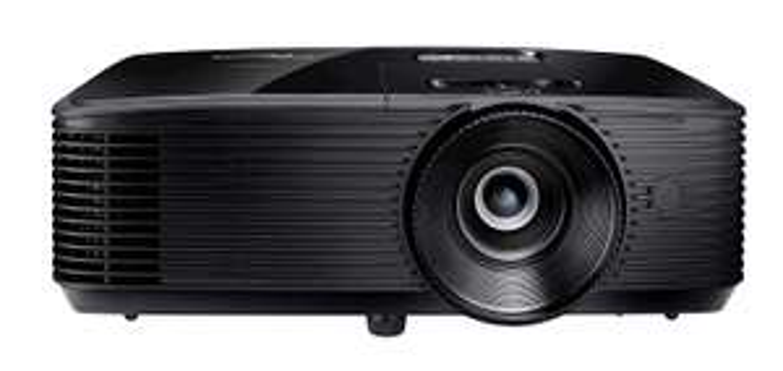 Optoma H184X 3600 Lumens HD Ready Projector - Black £305 @ Amazon