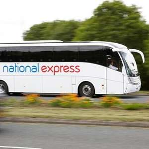 National Express 40% Off Code for £1.60 (Using code) @ Groupon (Valid For Return UK Routes)