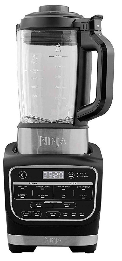Ninja Soup Maker and Blender [HB150UK] Glass Jug, 1000 W, Black £129.99 Amazon
