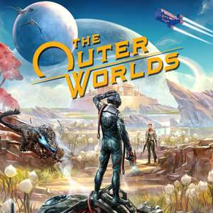 The Outer Worlds PS4 £24.99 @ PlayStation Store