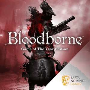 Bloodborne Game of the Year edition PS4 £10.49 @ PlayStation Store (PS Plus)