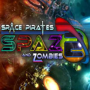 Space Pirates and Zombies 2 (SPAZ2) £3 at Steam
