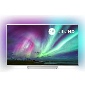 """PHILIPS Ambilight 50PUS8204/12 50"""" Smart 4K Ultra HD HDR LED TV with Google Assistant £399 Currys"""