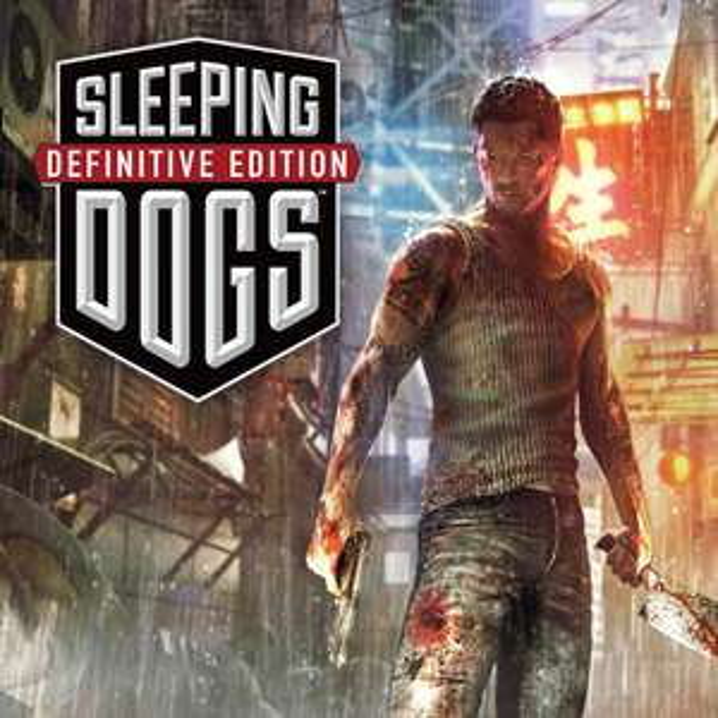 Sleeping Dogs Definitive Edition £3.99 @ psn