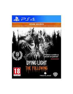 Dying Light Enhanced Edition PS4 now £17.95 delivered at Coolshop