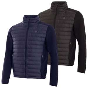Calvin Klein Mens CK Hybrid Ripstop High Collar Padded Jacket £44.99 on eBay golfbase-zactive