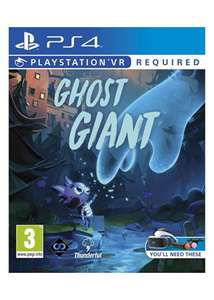 Ghost Giant (PSVR/PS4) £8.99 Delivered @ Base