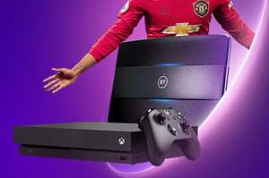 Free Xbox One X 1TB Bundle with BT broadband package £45.99 24 months + £9.99 upfront at BT (British Telecom)