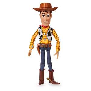 Official Disney Store Woody Interactive deluxe talking action figure for £23.95 delivered @ Disney Store