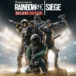 Tom Clancy's Rainbow Six Siege Deluxe Edition PS4 £7.49 @ PlayStation PSN