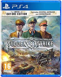 Sudden Strike 4 - Limited Day One Edition (PS4) £9.99 Delivered @ Base