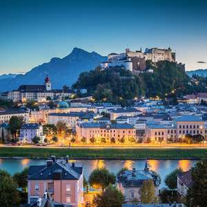 Return flight from London Stansted to Salzburg, Gdansk or Oslo £10 / London Southend to Alicante, Malaga, Venice or Milan £12 @ Ryanair