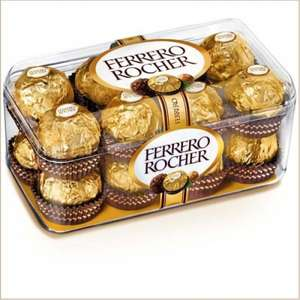 Ferrero Rocher 16 pack £2.50 @ Tesco (Great Wyrley)