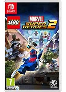 Lego Marvel super heroes 2 Switch Game £9 instore at Tesco