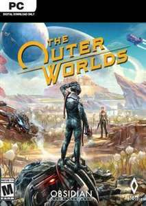 [PC] The Outer Worlds - £19.99 @ CDKeys
