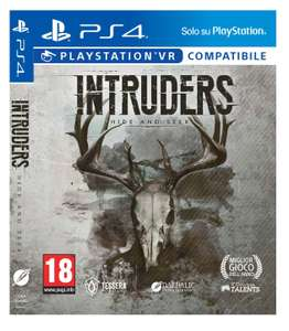 Intruders: Hide and Seek PSVR £ 5.51 @ Amazon non prime +£4.49 (French version but can be set to English)