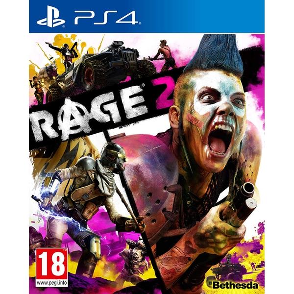 Rage 2 (PS4) £10.99 Delivered @ 365games