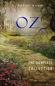 L. Frank Baum - Oz: The Complete Collection Kindle Edition - Free @ Amazon
