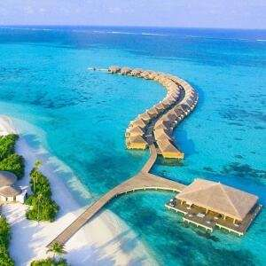 7 nights 5* Cocoon Maldives - Inc Overwater Villa, All inclusive, Seaplane Transfers, Flights £1715pp (£3430) @ Voyage Prive