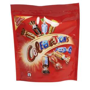 Celebrations 400G pouch £1 @ Farmfoods (Possilpark)