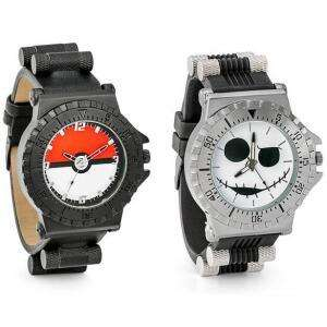 Watches including Mario, Pokemon, Nightmare Before Christmas and more now £14.99 + Free Delivery @ Zavvi