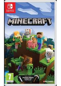 Minecraft (Nintendo Switch) £18.85 delivered at Base