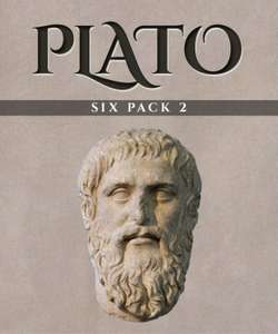 Plato Six Pack (Illustrated) Includes The Republic, Timaeus, Critias, Meno and Essay - Kindle Edition now Free @ Amazon
