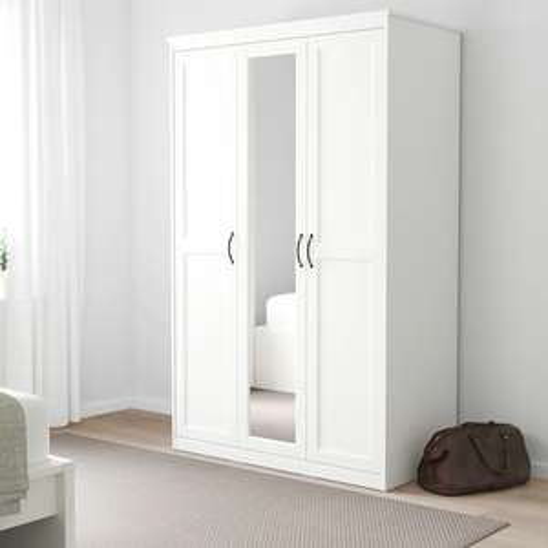 SONGESAND Wardrobe (White) - £145 @ IKEA