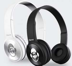 Set of 2 Bluetooth Headphones - £7.50 @ MenKind (Free Collection or £3 delivery)