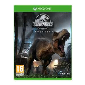 Jurassic World Evolution Xbox One - £15.99 @ Smyths Toys (Free Click & Collect)