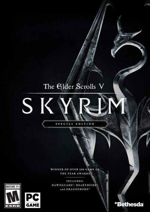 The Elder Scrolls V 5 Skyrim Special Edition PC - £8.99 @ CDKeys.com